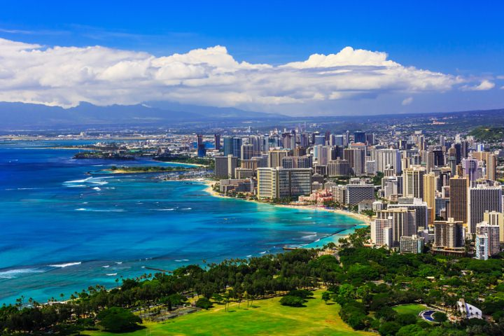 ワイキキ,ハワイ
